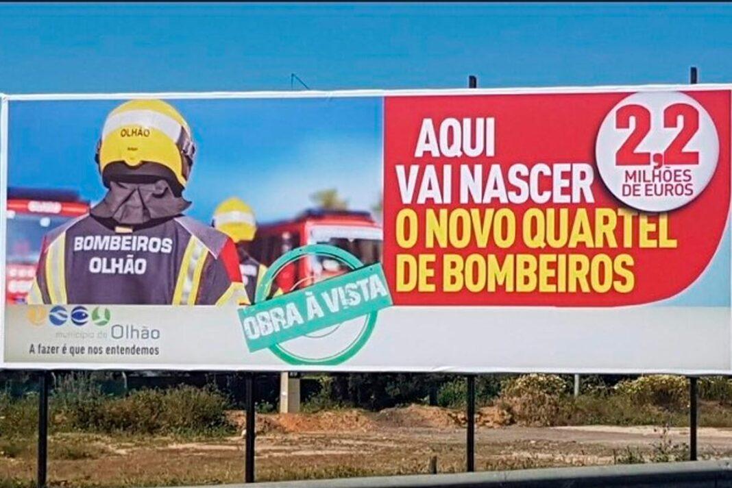 Partido Social Democrata (PSD) de Olhão fala em «estratégia, eleitoralista e demagógica» e anuncia queixa ao Tribunal de Contas e à Comissão Nacional de Eleições.