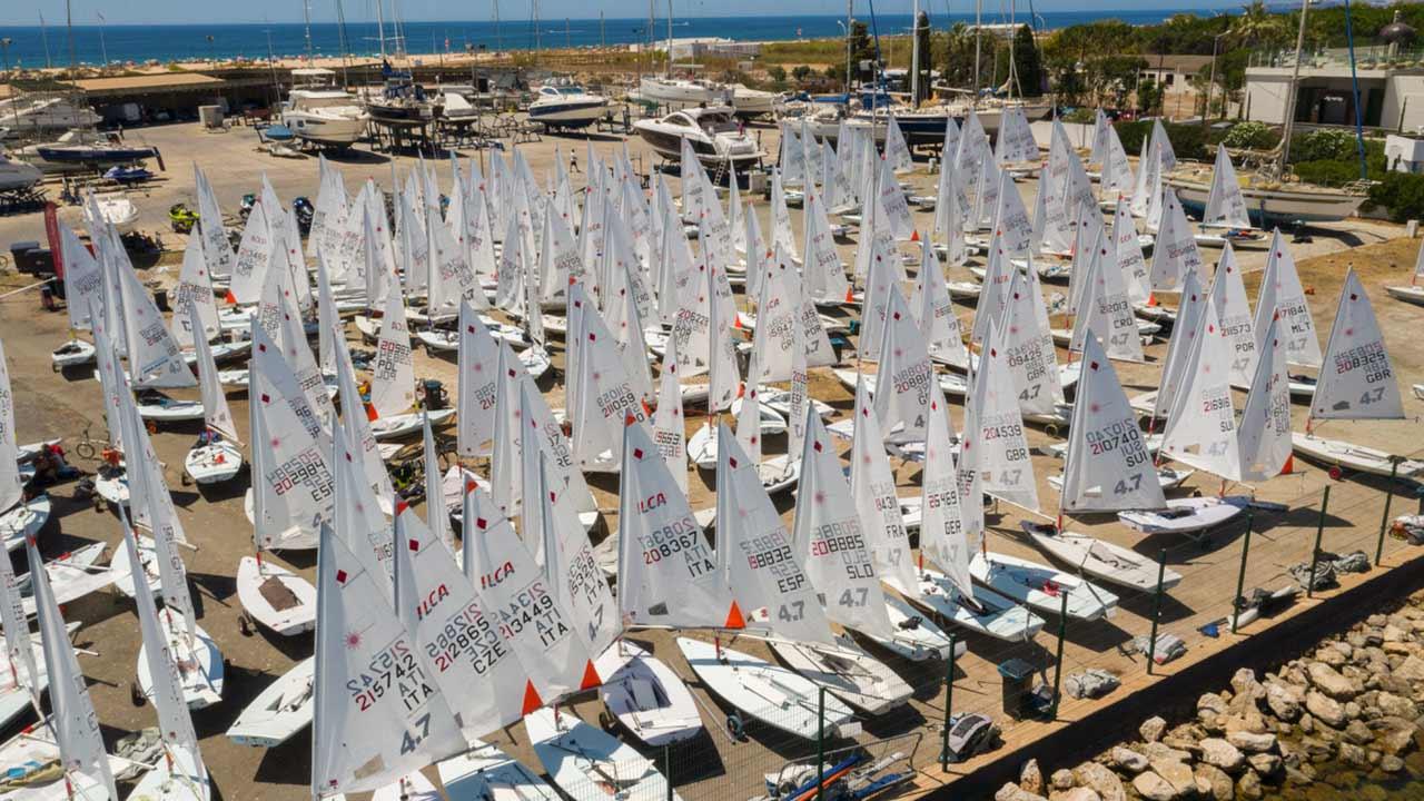 As boas condições de segurança oferecidas por Vilamoura, no que diz respeito à pandemia, levaram o Comité Olímpico Internacional e a World Sailing a transferir para Portugal mais quatro importantes provas que serão organizadas pelo Vilamoura Sailing.