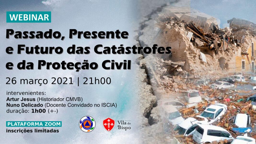 Vila do Bispo - Debate sobre catástrofes