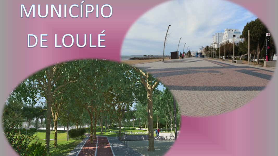 Espaços públicos de Loulé