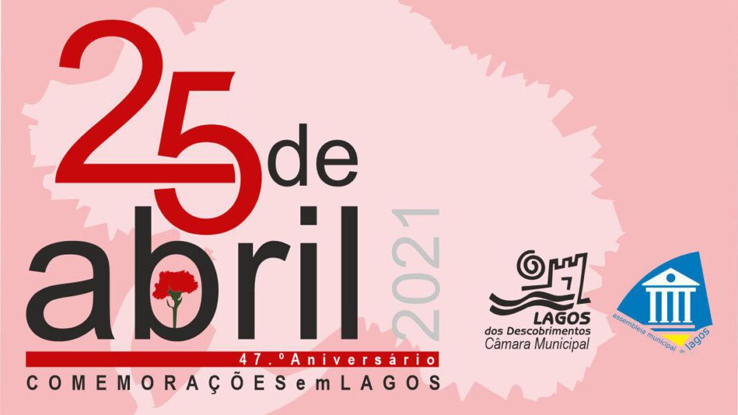 25 de Abril em Lagos