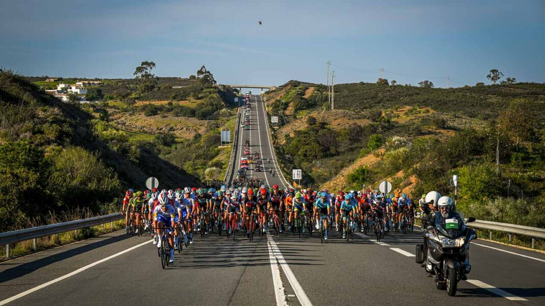 A 47.ª Volta ao Algarve, na estrada entre 5 e 9 de maio, contará com um pelotão de elevada qualidade.