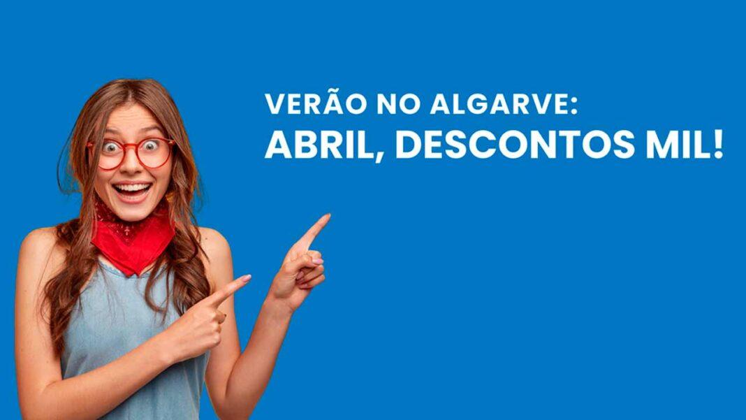 Rickytravel e EC Travel de novo juntos com campanha «Abril descontos mil» para incentivar férias no Algarve.
