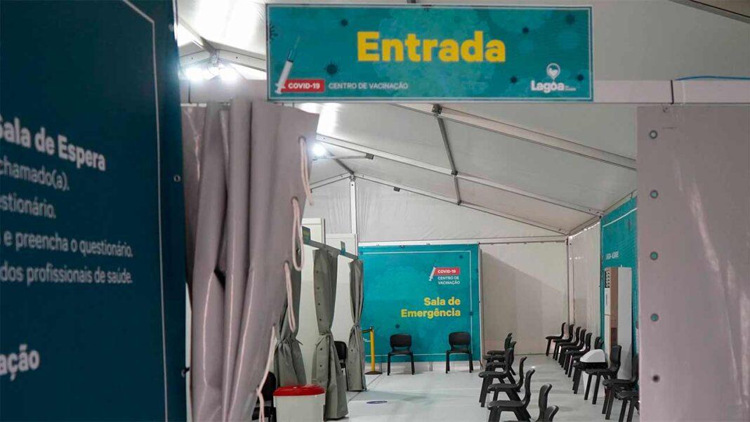 A implementação do Centro de Vacinação de Lagoa está concluída e o mesmo está pronto para receber os cidadãos na segunda fase de vacinação.