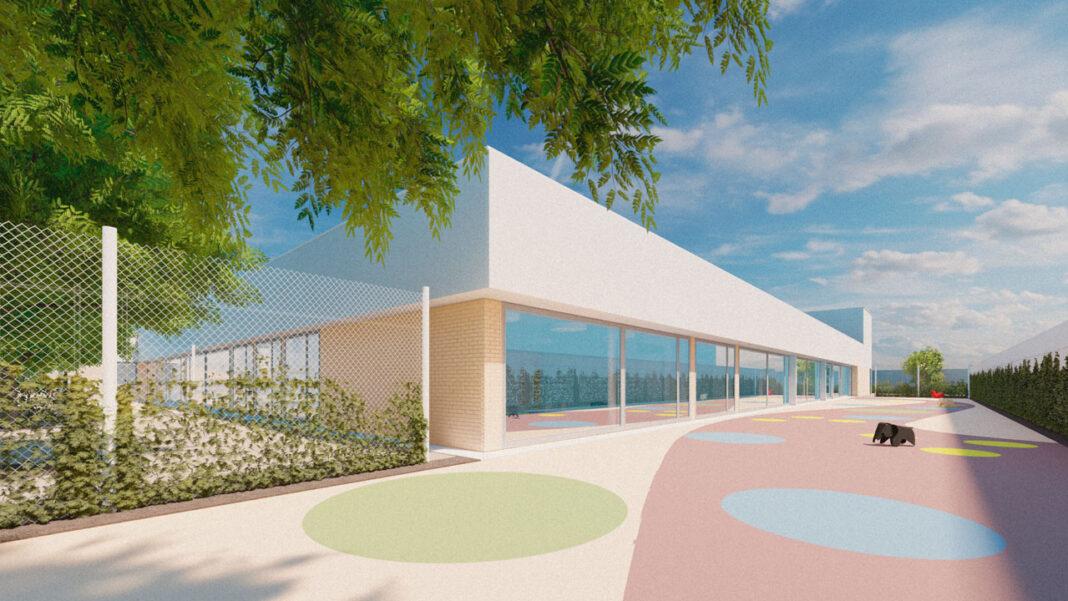 Escola JI+EB1 Hortas de Stº António 2 - Loulé