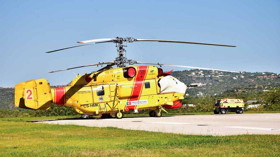 Foi lançado o concurso público para a obra de ampliação do Heliporto de Loulé. É uma intervenção que pretende aumentar a capacidade de resposta às operações aéreas de emergência e proteção civil na região do Algarve.