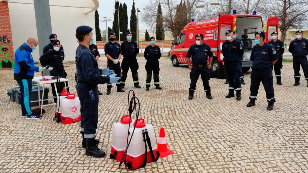 Bombeiros Sapadores de Faro