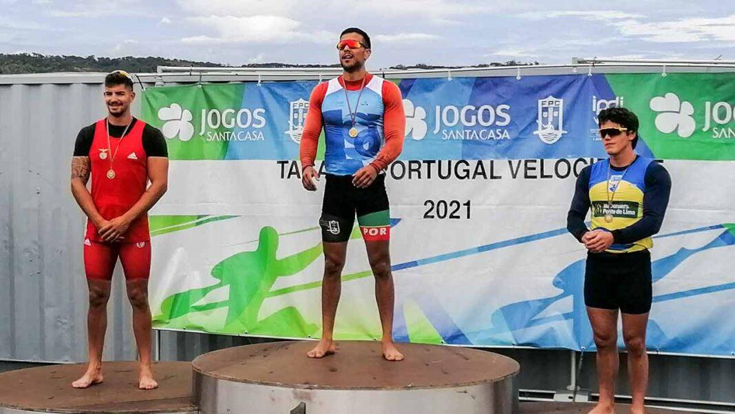Kayak Clube Castores do Arade brilhou na Taça de Portugal de Regatas em Linha e de Velocidade, no último fim de semana, no Centro de Alto Rendimento de Montemor-o-Velho.