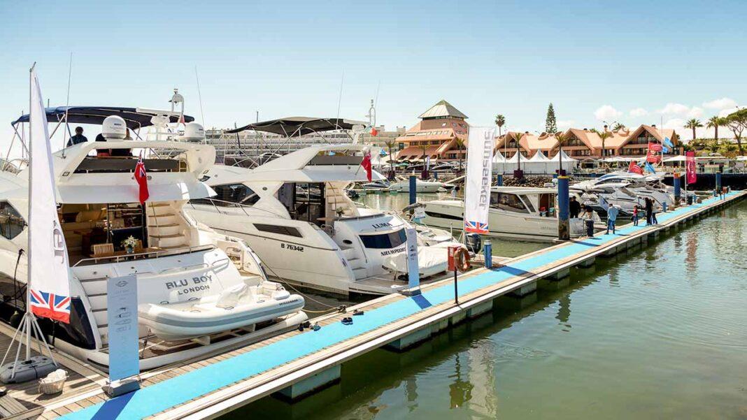 Marina de Vilamoura acolhe o International Boat Show de 5 a 13 de junho.