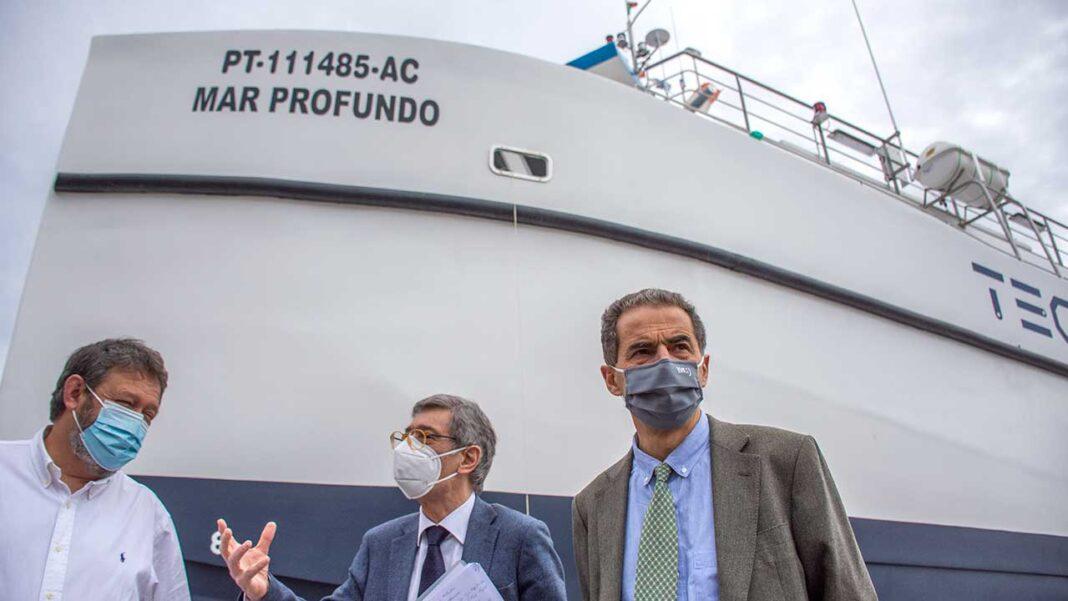Embarcação para fins científicos irá testar tecnologia de ponta desenvolvida em Portugal. Lições aprendidas pela Nautiber vão permitir que o estaleiro algarvio concorra neste nicho especializado