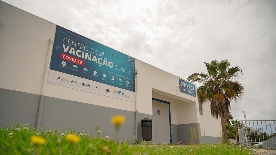 O Centro de Vacinação de Olhão abre amanhã, quarta-feira, dia 28 de abril, as portas à população.