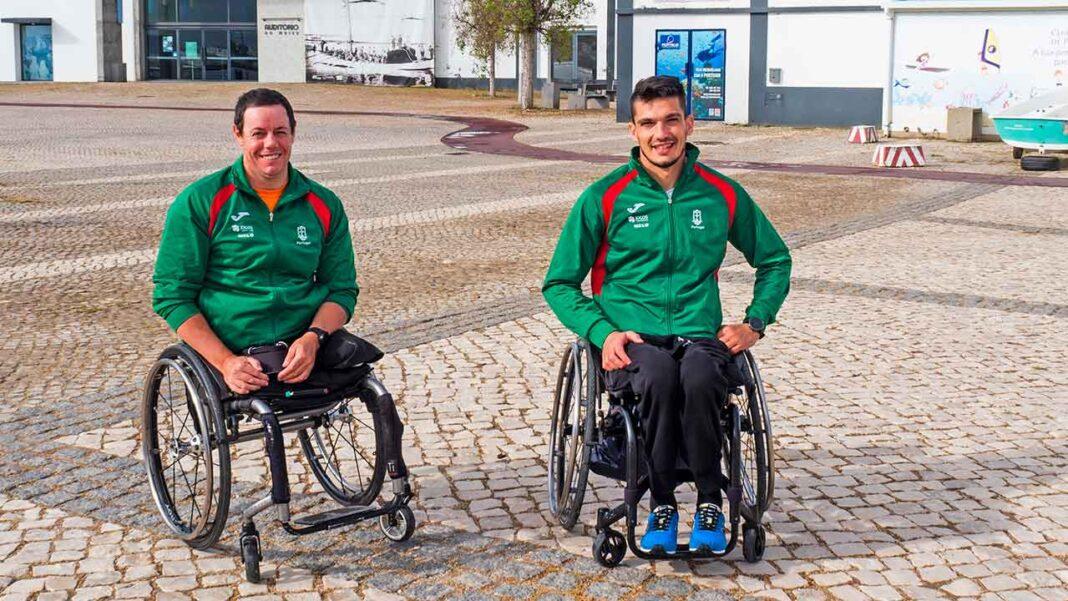 Foz do Arade tem condições semelhantes a Tóquio para a prática da modalidade. Estágio da Seleção Nacional Paralímpica de Canoagem conta com o apoio do Clube Naval de Portimão.