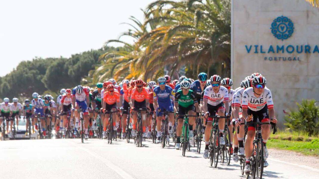 Volta ao Algarve «valoriza a região no país e no estrangeiro» considera o Turismo do Algarve. Prova estimula a retoma turística do destino.