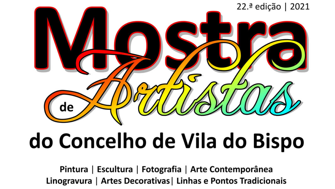 Mostra de Artistas do Concelho de Vila do Bispo