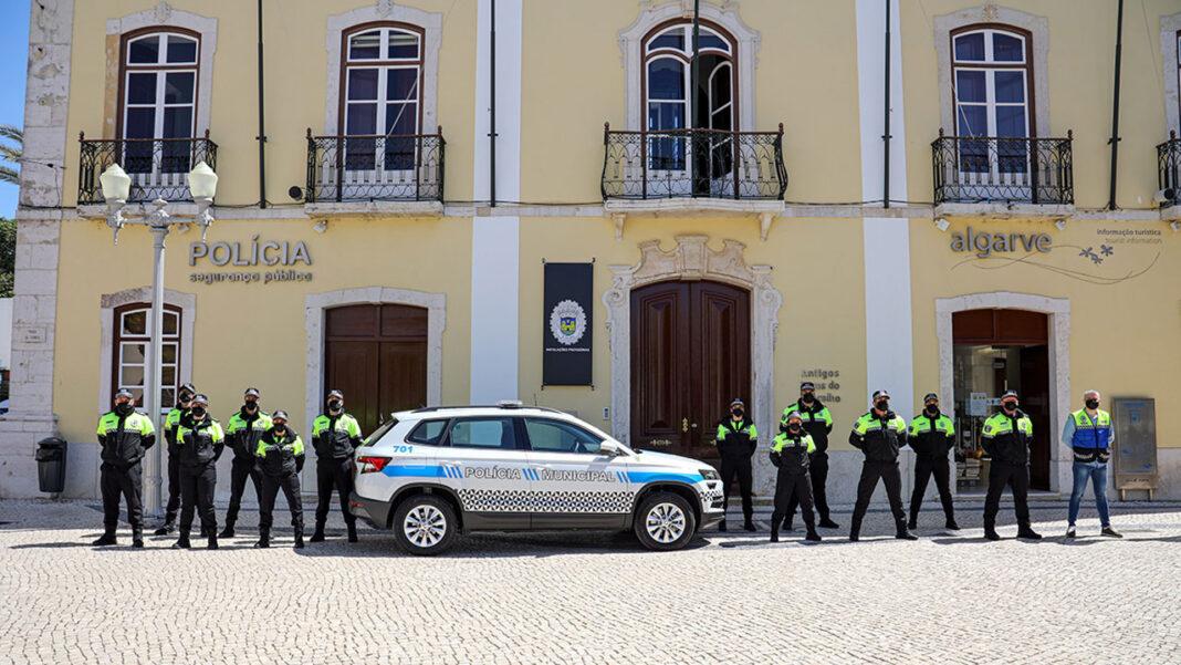 Polícia Municipal de Lagos