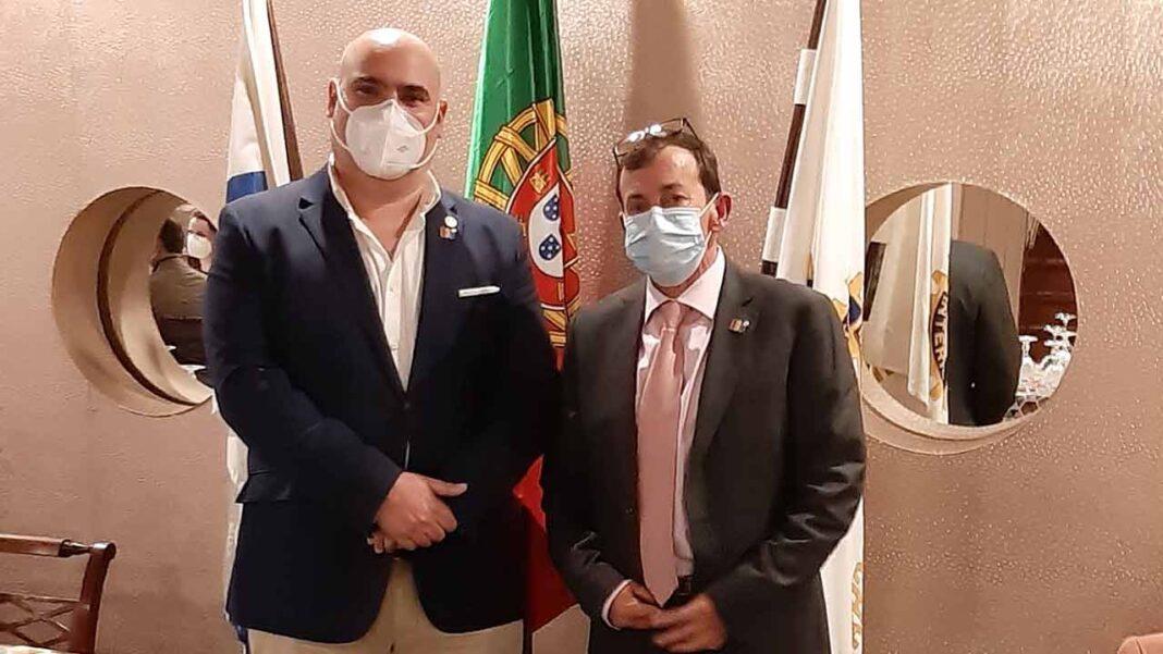 Celebrada geminação entre o Rotary Club de Faro e Rotary Club de Chaves para aproximar, promover e conhecer culturalmente ambas as cidades.