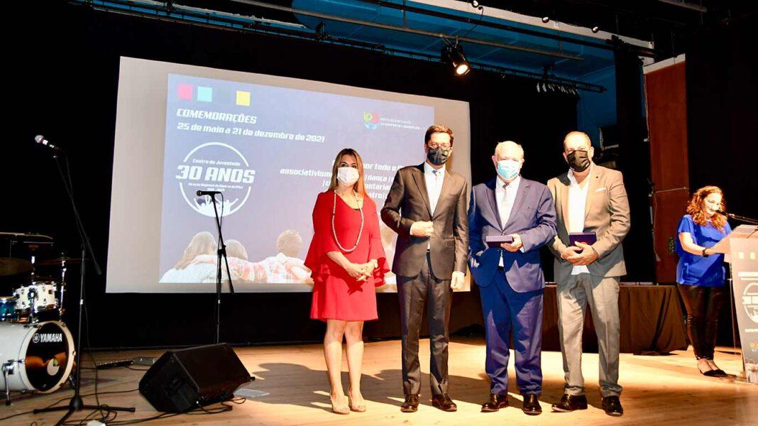 Secretariado de Estado da Juventude e do Desporto, João Paulo Rebelo, abriu em Faro, as comemorações dos 30 anos do IPDJ no Algarve.