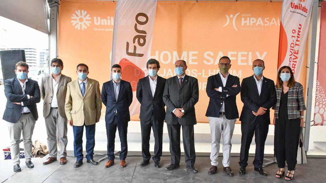 A Unilabs Portugal e o Grupo HPA Saúde, com a colaboração da Câmara Municipal de Faro, inauguraram hoje, segunda-feira, dia 31 de maio, um novo Laboratório de Biologia Molecular.