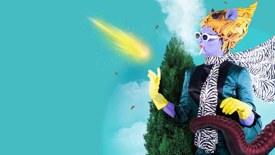 «Hamster Clown», uma peça de teatro única que junta o Teatro do Elétrico, pela mão do encenador Ricardo Neves-Neves e o performer e palhaço Rui Paixão, é o grande destaque da programação de julho no Cineteatro Louletano, entre 16 e 18 de julho, às 21h00.