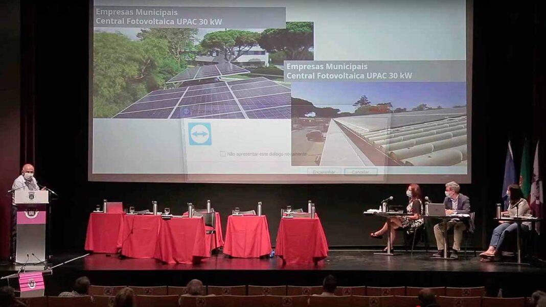 Assembleia Municipal de Loulé debateu trabalho autárquico no campo da sustentabilidade energética e ação climática.