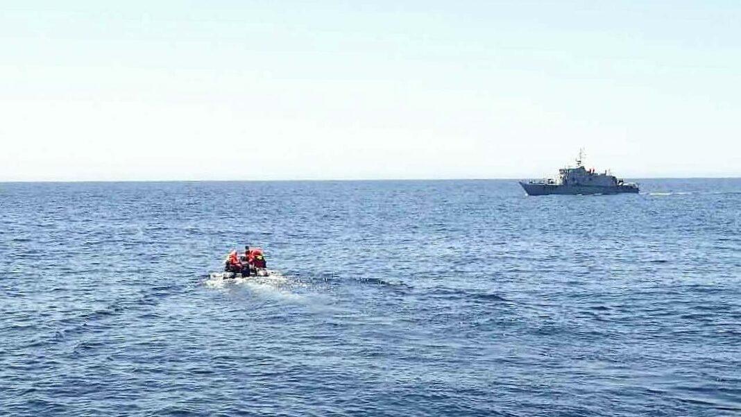 Marinha coordenou o resgate de quatro cidadãos polacos de veleiro sinistrado ao largo do cabo de São Vicente, Sagres.