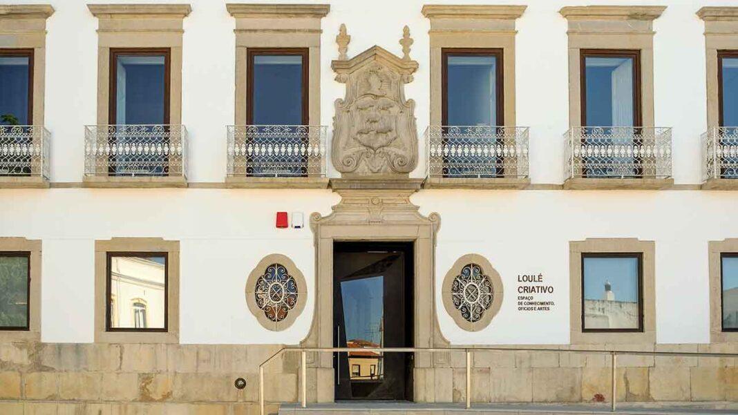 Intervenção no Palácio Gama Lobo é finalista do Prémio Nacional de Reabilitação Urbana.