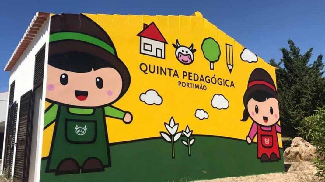 As portas da Quinta Pedagógica de Portimão reabrem na segunda-feira, dia 7 de junho, depois de um período de obras de manutenção, iniciado em março.