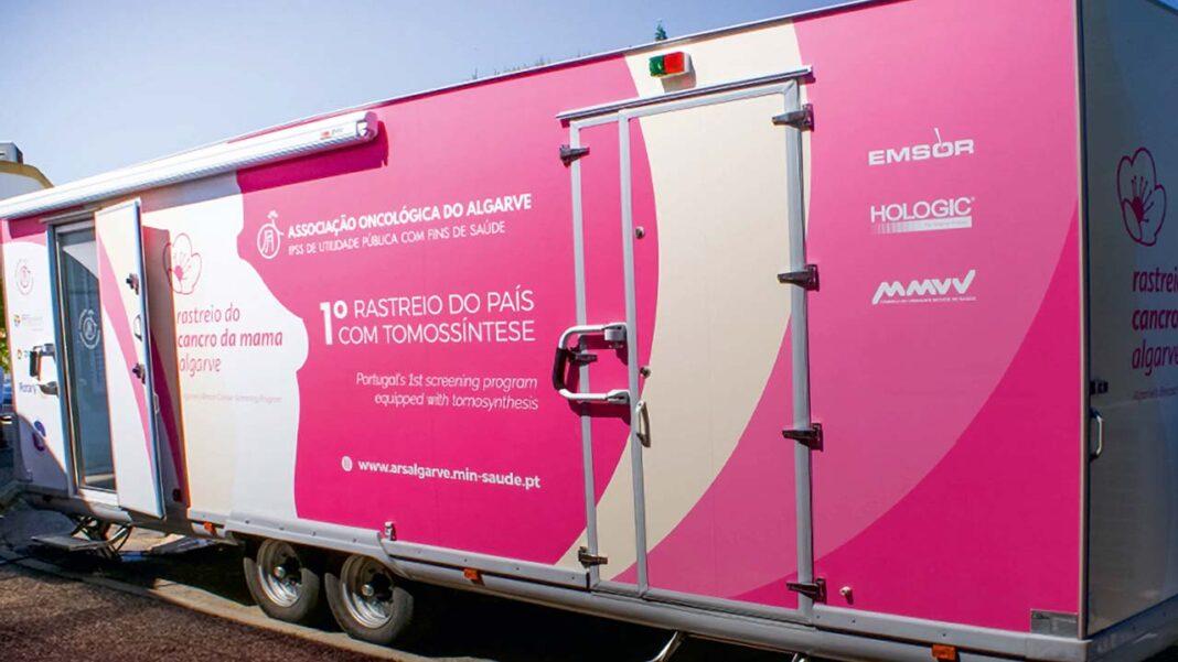 A Administração Regional de Saúde (ARS) rastreios do Cancro da Mama nos concelhos de Castro Marim e Vila Real de Santo António (VRSA).