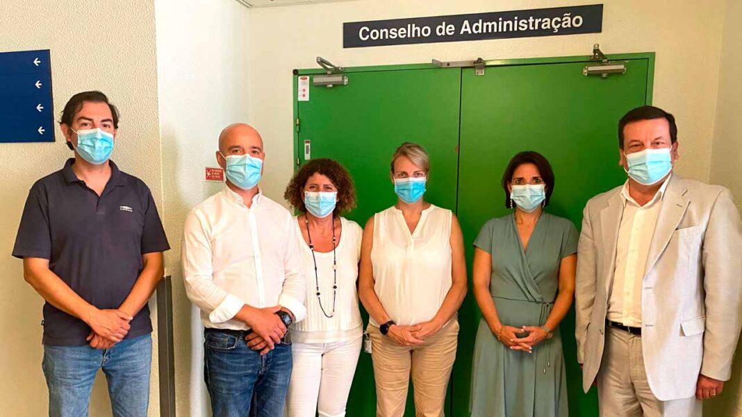 Partido Comunista Português (PCP) promoveu iniciativas com pescadores de Olhão e trabalhadores da Groundforce. Realizou uma reunião com direção do Centro Hospitalar Universitário do Algarve (CHUA) sobre o Hospital de Lagos.
