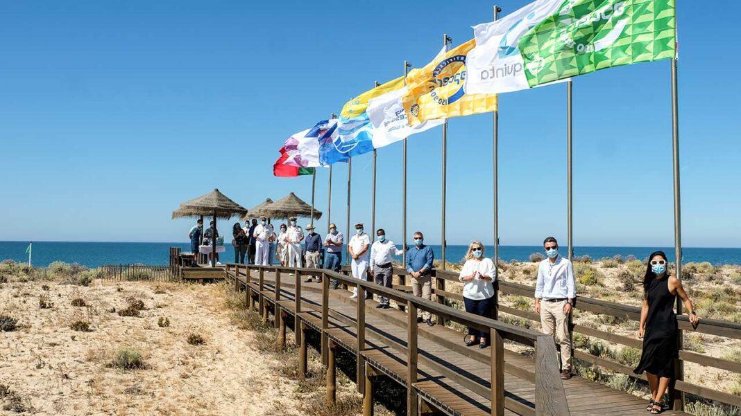 Marina de Vilamoura e as 10 praias do concelho de Loulé receberam galardões de qualidade.
