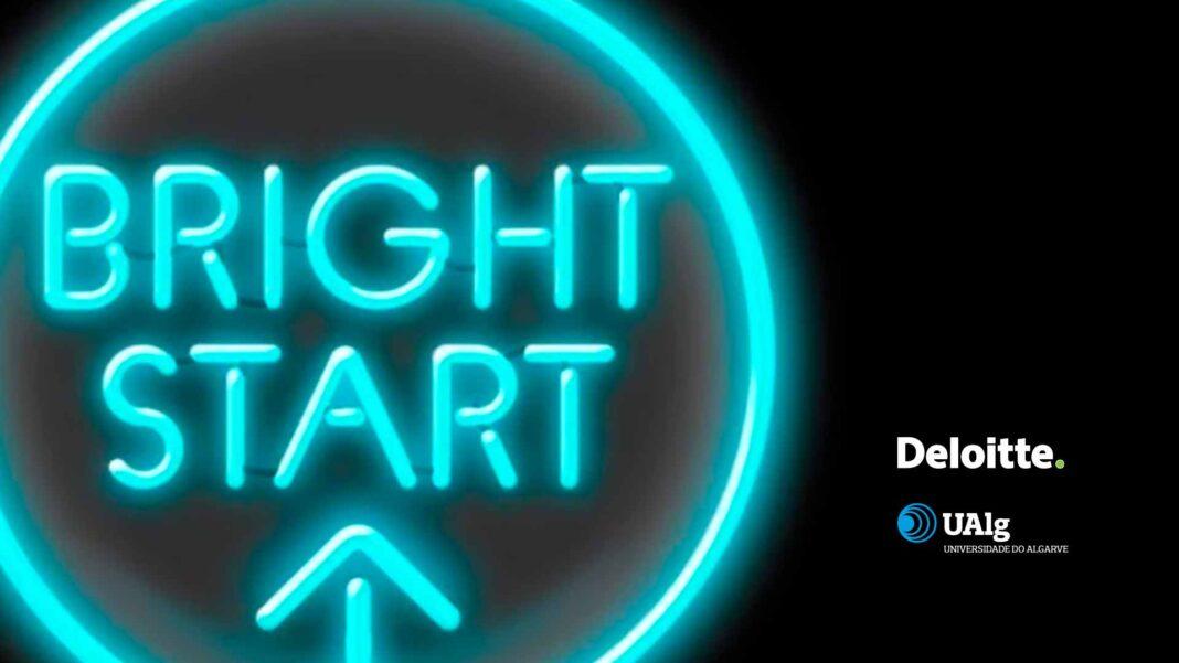 As candidaturas ao Programa BrightStart, promovido pela Deloitte, na Universidade do Algarve (UAlg), decorre, de 26 de julho a 22 de agosto.