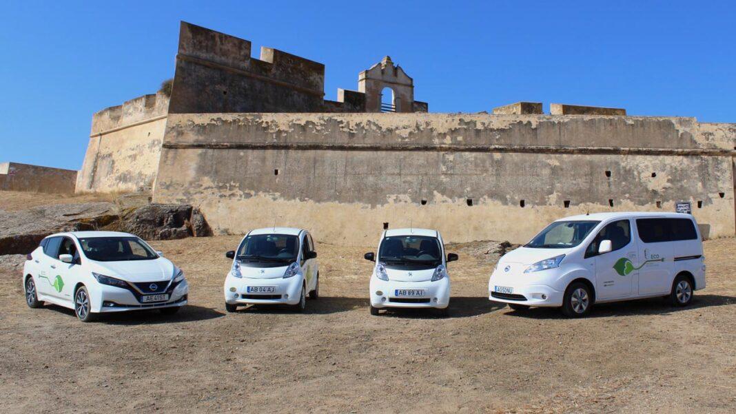 Veículos elétricos - Castro Marim