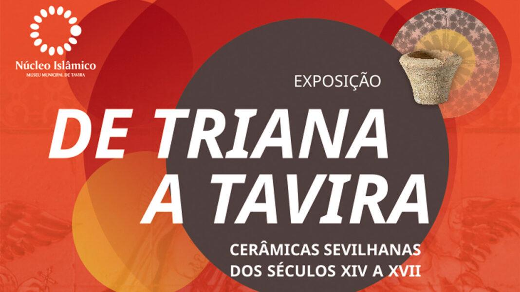 Exposição de cerâmicas - De Triana a Tavira