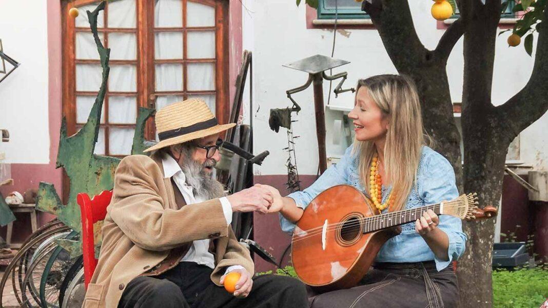 «Música das Fontes» de Alte junta Daniel Vieira, Renata Violetta e convidados este fim de semana em mais um evento do ciclo Geopalcos.