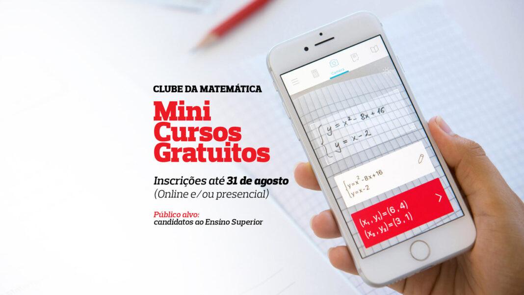 Minicursos de Matemática na UAlg