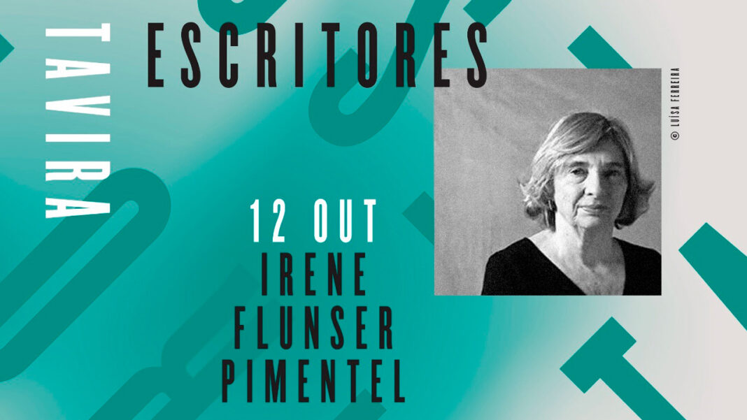Sessão em Tavira com Irene Flunser Pimentel integra o Programa Nacional em torno da Memória do Holocausto «Nunca Esquecer». O município de Tavira, no âmbito do programa Encontro com Autores, realiza no dia 12 de outubro, terça-feira, às 21h30, no seu Facebook, uma conversa com a escritora Irene Flunser Pimentel.