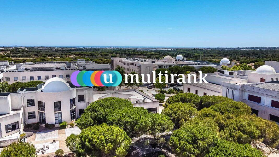 A Universidade do Algarve (UAlg) volta a destacar-se no U-Multirank 2021, mantendo a sua posição no Top 10 nacional, na oitava posição, num ranking em que participam 25 instituições de ensino superior portuguesas.