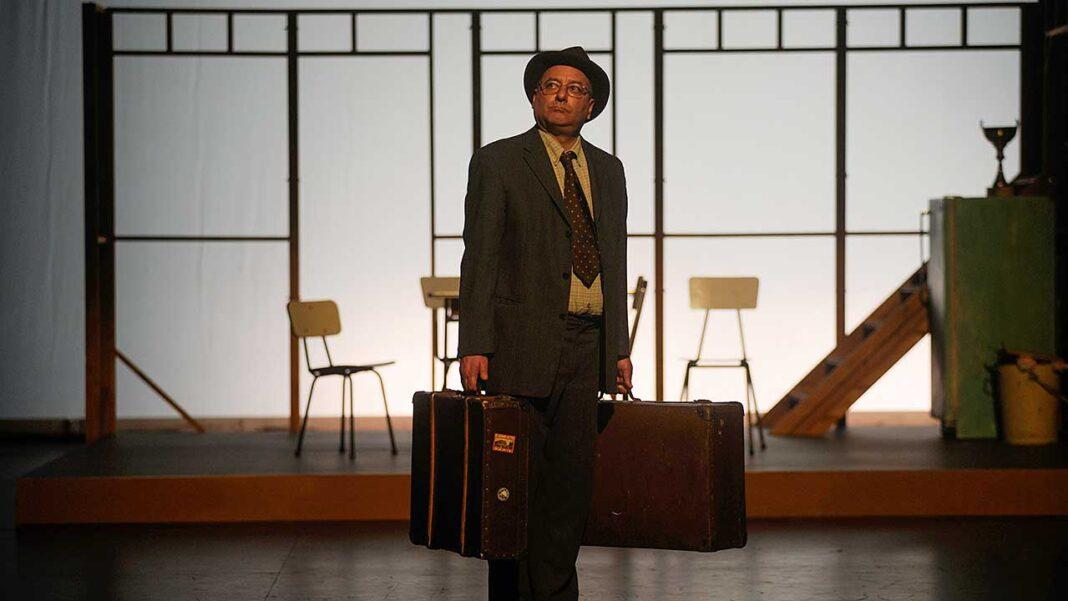 Com encenação de Jorge Silva Melo, «Morte de um Caixeiro Viajante», de Arthur Miller, é a grande produção que os Artistas Unidos trazem ao palco do TEMPO – Teatro Municipal de Portimão no sábado, dia 16 de outubro, às 21h30.